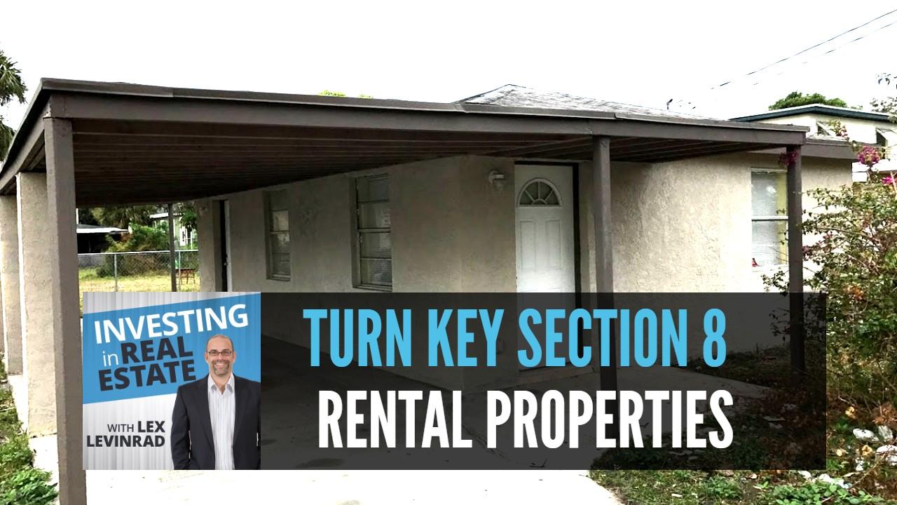 Section 8 Turn Key Rental Property - Lex Levinrad Real