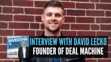 David Lecko Deal Machine
