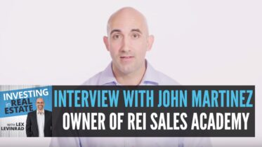 John Martinez REI Sales Academy