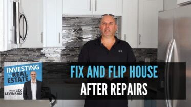 Fix and Flip House After Repairs