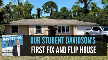 First Fix and Flip For Our Student