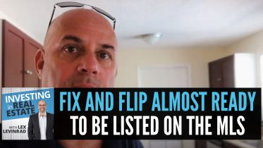 Fix and Flip Ready To Be Listed on the MLS
