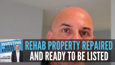 Rehab Property Repaired and Ready To Be Listed
